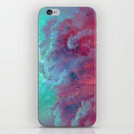 Mèduse Rouge iPhone Skin