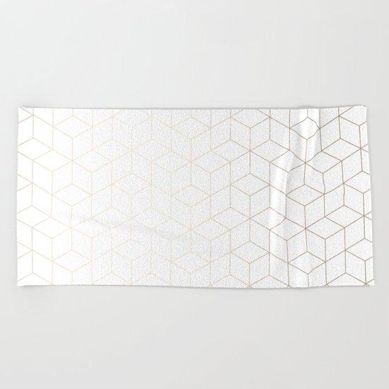 Future Beach Towel