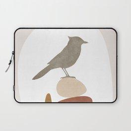 Cute Little Bird III Laptop Sleeve