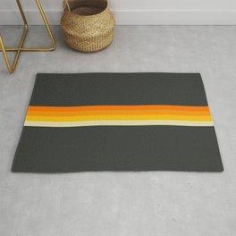 Classic Retro Stripes Cihuateteo Rug