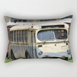 Magic Bus Rectangular Pillow