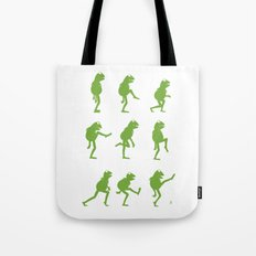Ministry of Silly Muppet Walks Tote Bag