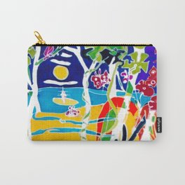 An Aussie kinda of a Day!        by Kay Lipton Carry-All Pouch