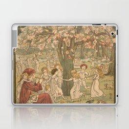 The Pied Piper of Hamelin - Robert Browning Laptop & iPad Skin