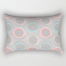 Solar Eclipse MCM Baby Rectangular Pillow