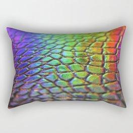 Rainbow Skin 1 Rectangular Pillow