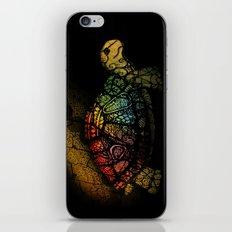 Turtle Glow iPhone & iPod Skin