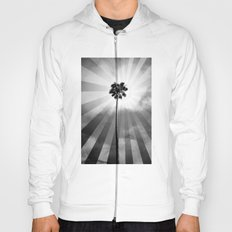 Palm Tree Retro Hoody