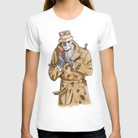 rorschach T-shirts featuring Rorschach by Of Newts and Nerds