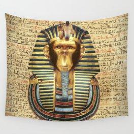 Tutanmonkey Wall Tapestry
