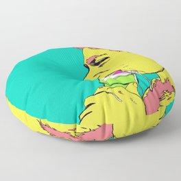 Vanilla Floor Pillow