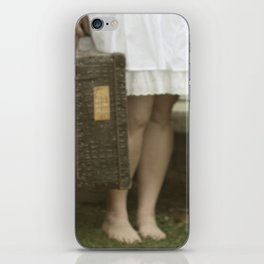 There is a Road iPhone Skin