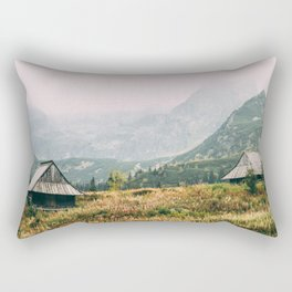 Hala Gasienicowa Autumn Rectangular Pillow