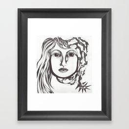 Nido inherte Framed Art Print