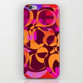 pop culture 1b 2 iPhone Skin
