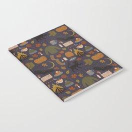 Autumn Nights Notebook