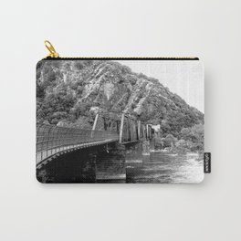 Harpers Ferry Railroad Bridge Carry-All Pouch