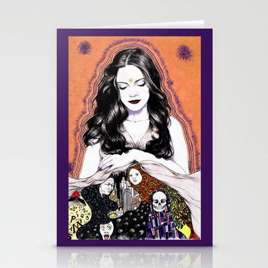 INSPIRATION - Muse Stationery Cards