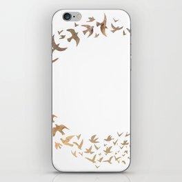 Starbirds iPhone Skin