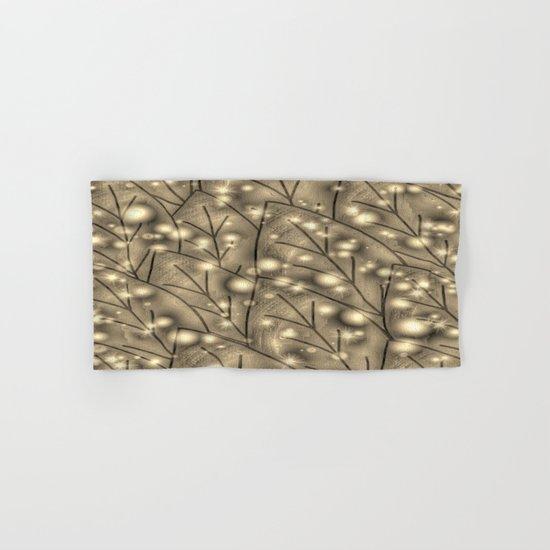 leaf Gold-280 Hand & Bath Towel