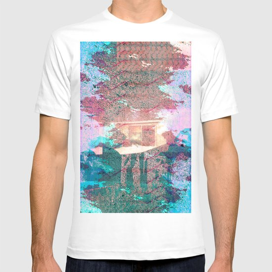 Lunar Arboretum T-shirt