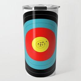 Shooting Target Travel Mug