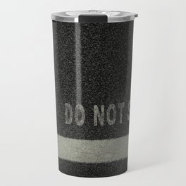 Asphalt Travel Mug