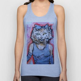 How Will I Meow? Unisex Tank Top
