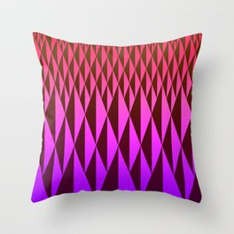 Foreign Wood Throw Pillow