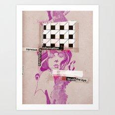 mundane Art Print