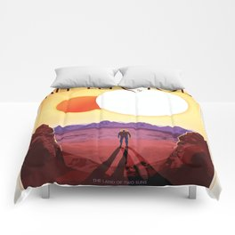 NASA Visions of the Future - Relax on Kepler-16b Comforters