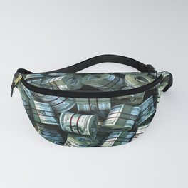 Money Money Money Fanny Pack