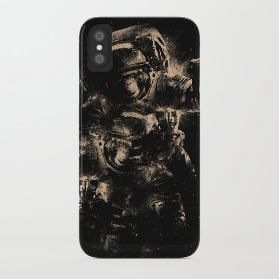 Lost in Space II iPhone Case