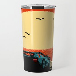 Ibiza Sunset Chillout Travel Mug
