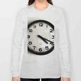 Four Nineteen Clock Long Sleeve T-shirt