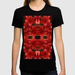"""A Gathering of Lilies"" Remix - 1 (1-1) [D4465~12] T-shirt"