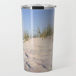 Bornholm Island Sea View Travel Mug