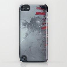 dark shogun iPod touch Slim Case