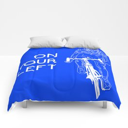 On Your Left Comforters