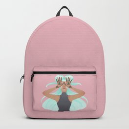 Hamsa: Hand of Fatima Backpack