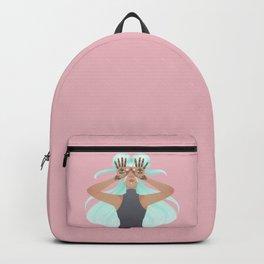 Hamsa: Hand of Fatima Backpack