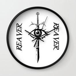 The Reaver  Wall Clock