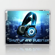 Dub your step Laptop & iPad Skin