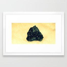 Hematite  Framed Art Print