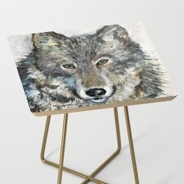 Pathfinder Wolf Side Table