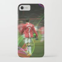 ronaldo iPhone & iPod Cases featuring Ronaldo Remix by Shyam13