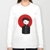 alone Long Sleeve T-shirts featuring Alone by Volkan Dalyan