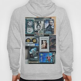 Old cassettes Hoody