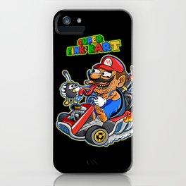 Super Fink Kart iPhone Case