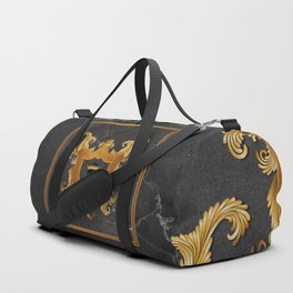 House of Gold and Marble Duffle Bag